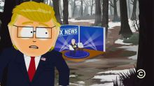 'South Park' blames Whites for supporting the president