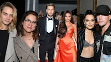 The celebrity couples who split in 2020
