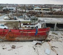 The Latest: Tropical Storm Humberto forms near Bahamas