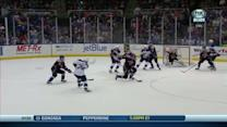 Oshie ties it late with 27 seconds remaining