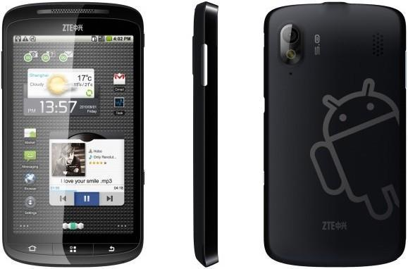ZTE Skate coming near you later this year with Android 2.3, 4.3-inch goodness