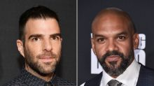 Zachary Quinto, Khary Payton Join the Voice Cast of Robert Kirkman's 'Invincible' Series at Amazon