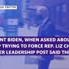 Biden on GOP efforts to remove Rep. Liz Cheney from House leadership: 'I don't understand the Republicans'