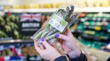 Morrisons asparagus costs just a quid - as long as you don't mind it wonky