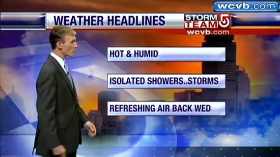 David's Monday Boston forecast [Video]