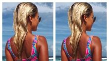 Can you spot the difference between these bikini snaps?