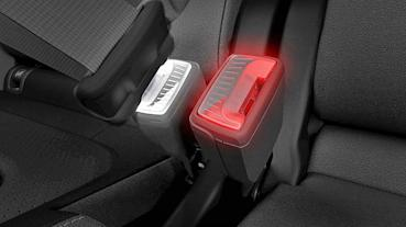聰明的小發明可以救命,SKODA發明世界第一個會發光的安全帶扣