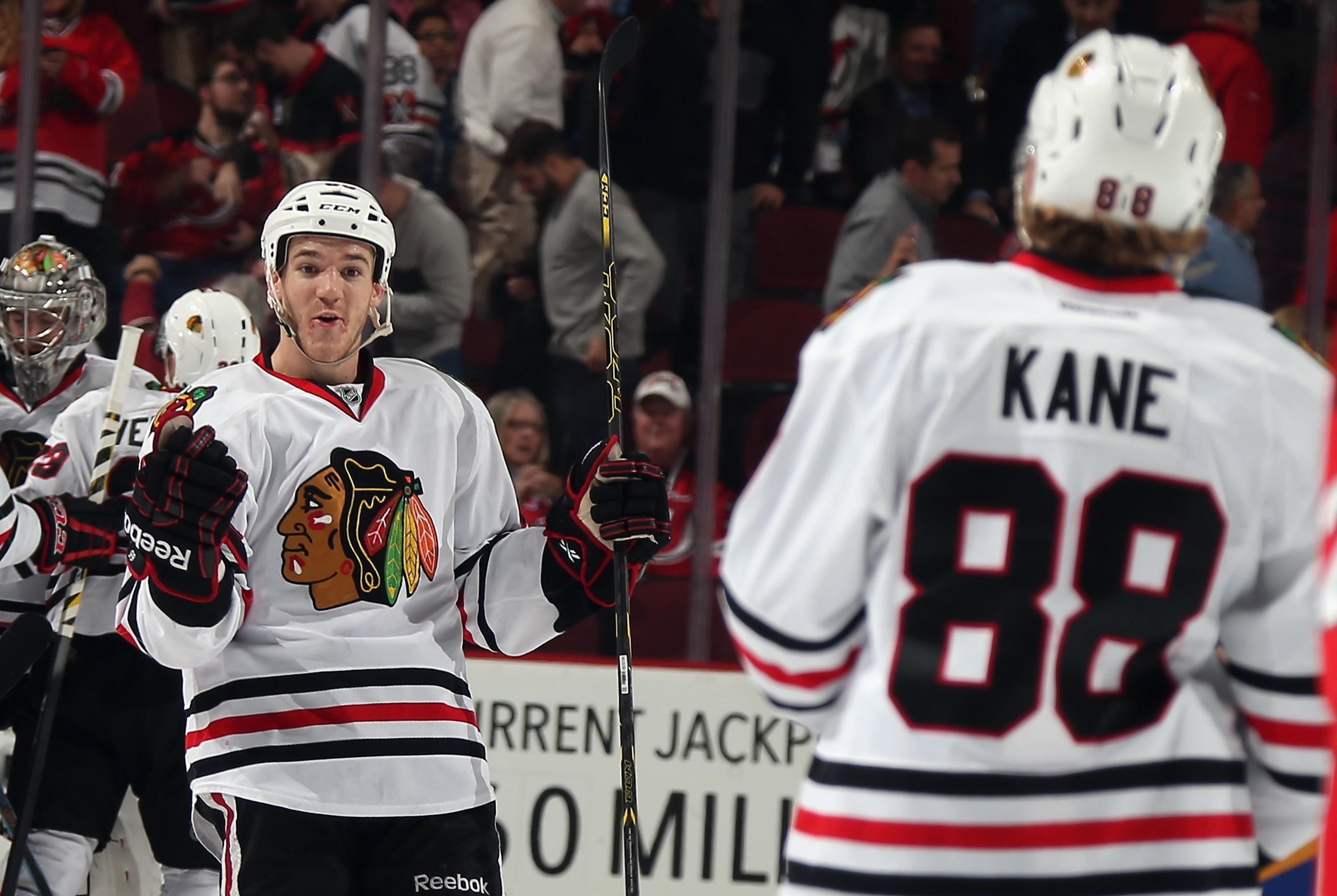 Patrick Kane had the best-selling NHL jersey of 2014 3049258816e