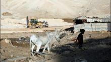 Israel verschiebt Abriss von Beduinendorf bis auf weiteres