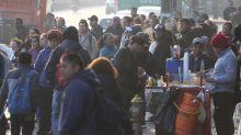 Las protestas elevan el precio del dólar en Chile