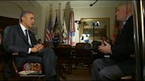 Obama Talks About Drug Trade With 'The Wire' Creator David Simon