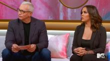 'Teen Mom 2' star storms off reunion set following heated exchange, leaving Twitter super confused