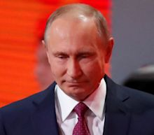 Putin Will Undoubtedly Win Re-Election. But He Has Plenty To Be Nervous About.