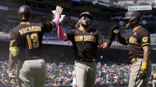 Cronenworth, Tatis homer off Cueto, Padres rout Giants 11-1