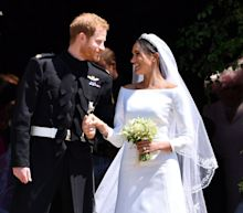 Harry and Meghan got married in secret three days before their fairytale public wedding