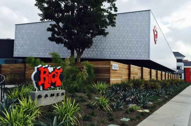Riot Games gives its employees a week off to recharge