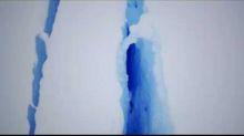 British Antarctic research base to shut because of ice crack
