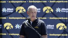 Report shows Iowa coach Kirk Ferentz was aware of racial issues in his program year before players spoke out