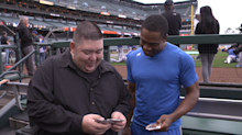 Curtis Granderson names his GOAT player on '25-Year-Old baseball cards'
