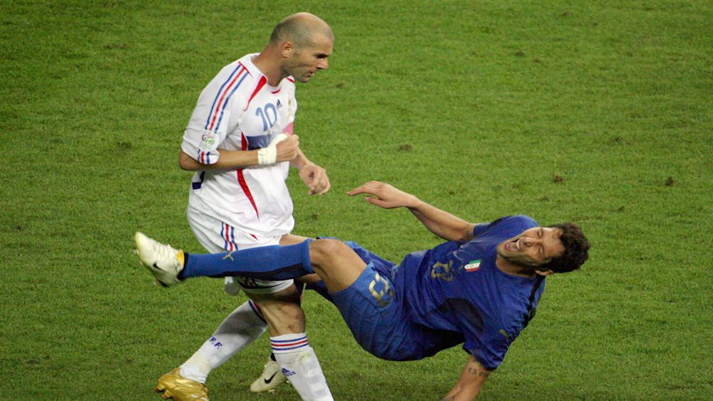 "La testata di Zidane a Materazzi? Sagnol: ""L'espulsione per colpa di Wiltord"""