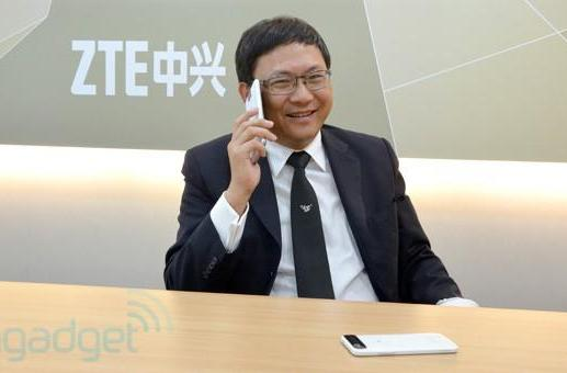 ZTE USA's CEO: US investigation report is actually good for us
