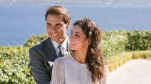 Rafael Nadal marries longtime girlfriend Xisca Perelló in stunning Spanish wedding