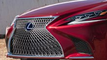 View Photos of the 2019 Lexus LS500h Hybrid