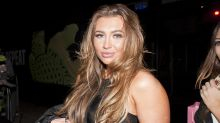 TOWIE's Lauren Goodger angers fans after taking selfies at family funeral