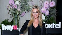 Denise Richards puts up surveillance cameras to keep teenage daughter from sneaking out