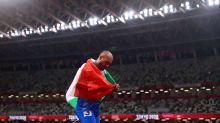 Olympics-Italians elated, amazed by Jacobs, Tamberi golds