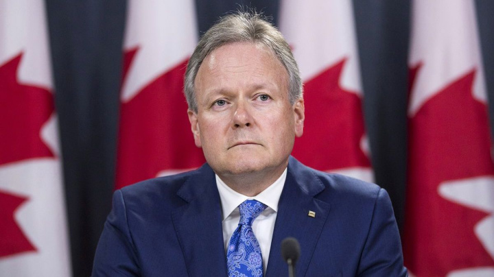 Bank of Canada raises key interest rate to 1.5 per cent