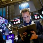 Wall Street higher on strong earnings, Brexit deal