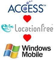 Pocket PC gets LocationFree thanks to... ACCESS?