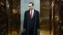 Steve Mnuchin: Goldman Sachs royalty and 'culture carrier'