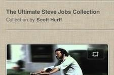 Fantastic collection of Steve Jobs videos