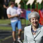 As UK's May announces exit date, a look at what happens next