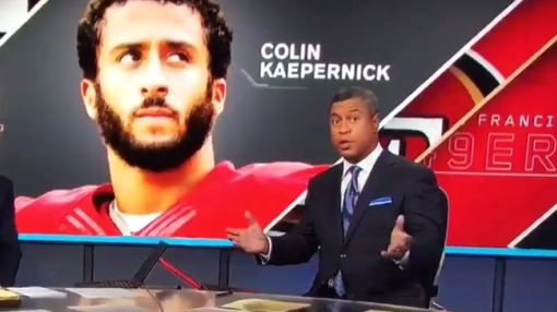 ESPN's Stan Verrett Perfectly Summed Up The Kaepernick Controversy Live On SportsCenter