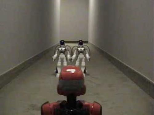 'The Shining' gets remade with WowWee bots, cybernetically invades your soul