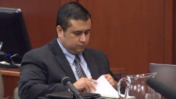 Day 2 of George Zimmerman trial