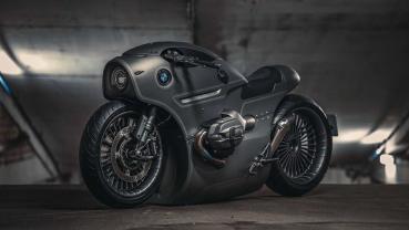 來自莫斯科的改裝廠賦予BMW R NineT濃濃的蒸氣龐克風