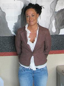 Rachel Dolezal in 2009