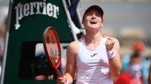 Roland-Garros (F) - Qui est Tamara Zidansek, qualifiée pour les quarts de finale à Roland-Garros ?