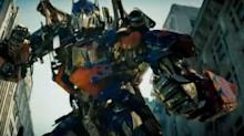 'Transformers' Theatrical Trailer