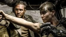 'Fury Road' stunt double reveals how 'challenging' Tom Hardy and Charlize Theron feud affected set