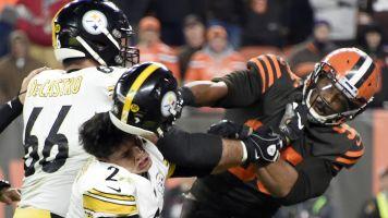 Garrett claims slur by Rudolph set off brawl