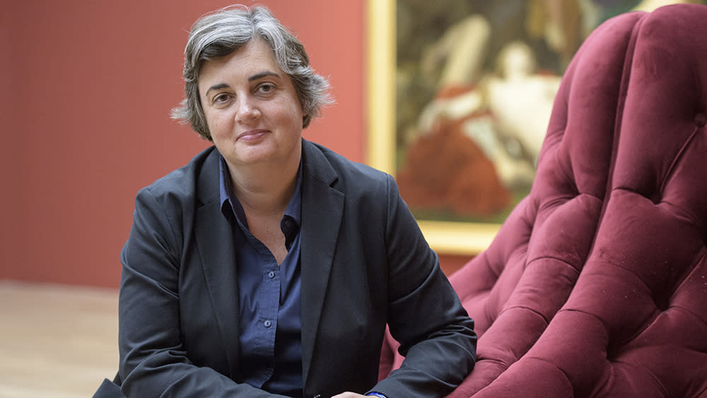 Laurence Des Cars Becomes The First Woman To Direct The Louvre In Its 228- Year History