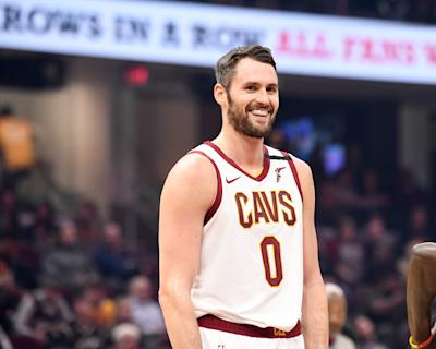 Basketball star Kevin Love tells 2020 graduates to write their own story