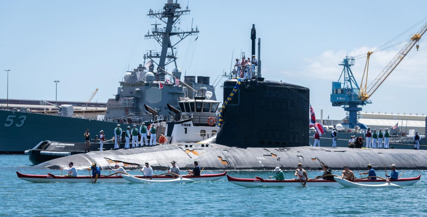 A Big Deal: The Navy Wants 3 New Virginia-Class Submarines Every Year