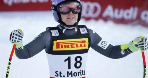 Ski alpin - ChF (F) - Tessa Worley est sacrée championne de France de géant