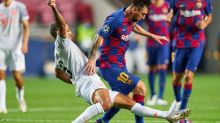 Foot - Amical - Amical:le but de Lionel Messi avec le Barça
